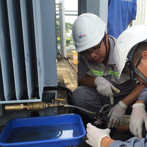 Hướng dẫn quy trình bảo dưỡng máy biến áp dầu