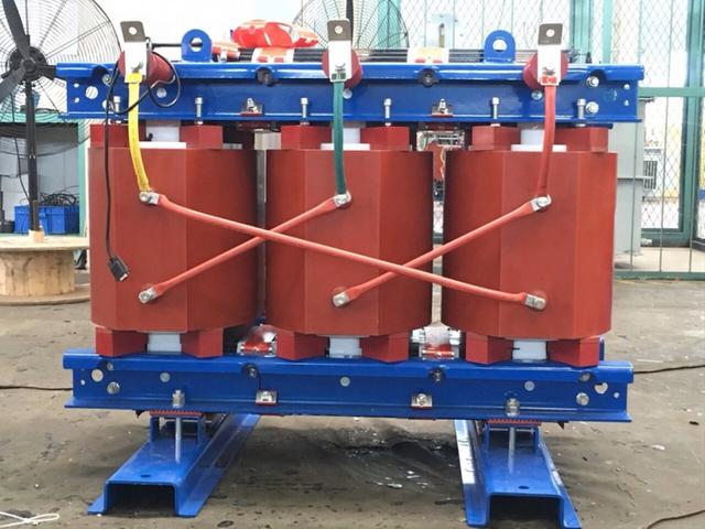 quy trình bảo dưỡng máy biến áp khô