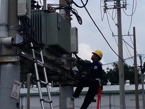 bảo trì máy biến áp
