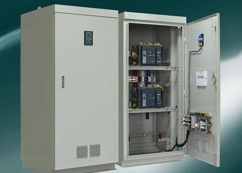 lắp đặt tủ điện hạ thế