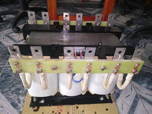 máy biến áp tự ngẫu và máy biến áp cách ly