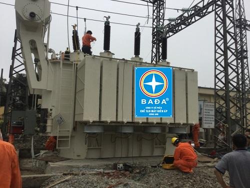Công ty sửa chữa và lắp đặt máy biến áp uy tín tại Hà Nội
