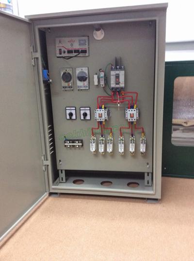 Tất tần tật thông tin về tủ điện điều khiển